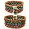 Artisan Bracelet Superduo Cuff - Saturday 18th March 2017 1.30pm to 4.30pm - Beadwork Class